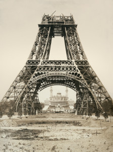 Pierre_Petit_Eiffel_Tower_under_construction