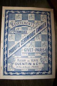 catalogue céramique